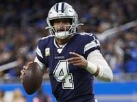 Zeke: Dak 'jogando melhor' eu já o vi jogar – NFL.com