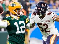 Rivalidade entre Bears-Packers e 200º confronto no domingo