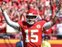 Top 10 candidatos a MVP: Pat Mahomes é imperdível na TV – NFL.com