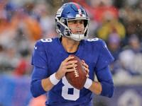 Daniel Jones oficialmente de volta ao papel inicial de Giants