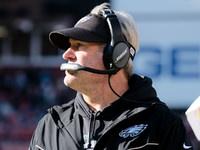 Eagles 'Pederson: Cowboys têm' nosso número recentemente '