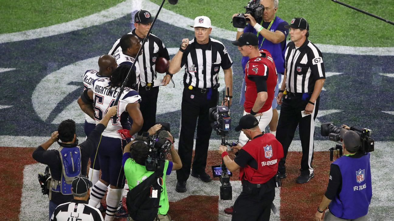 Fontes: NFL pode simplificar regras de sorteio