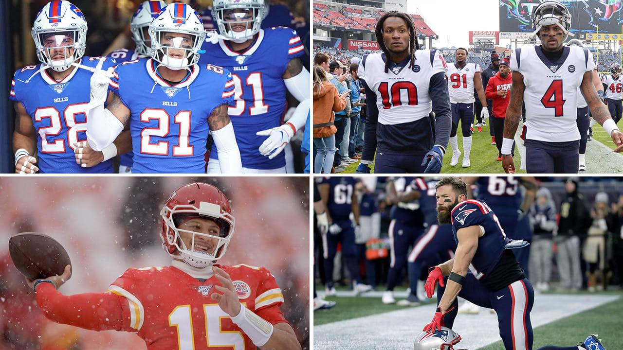 O que os fãs do Bills precisam saber sobre a corrida dos playoffs da AFC | Semana 16 – BuffaloBills.com