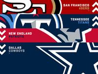 Poder Rankings: Pats fora dos cinco primeiros – NFL.com