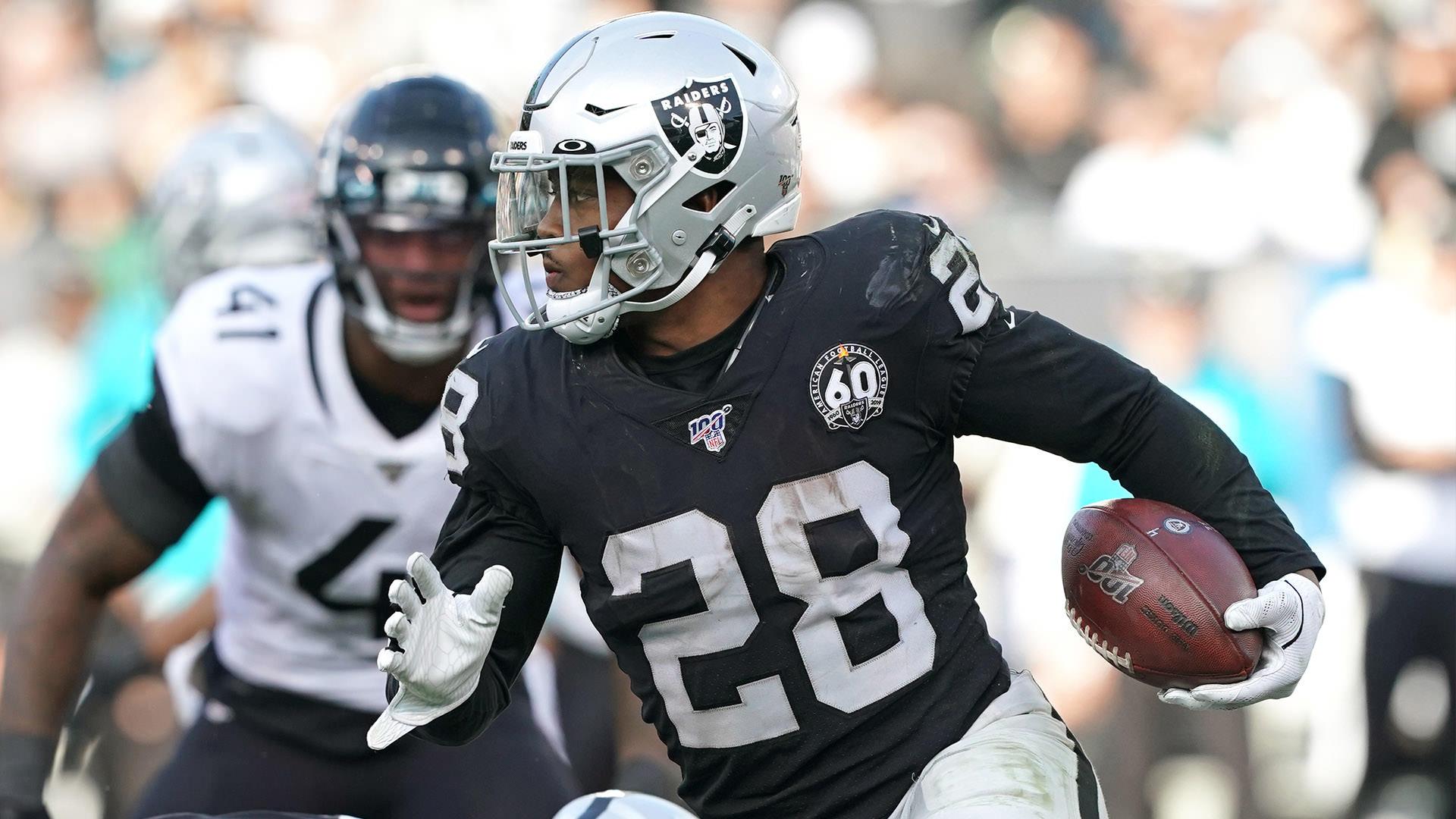 Raiders não vai fechar o novato Jacobs, LT Brown – NBCSports.com