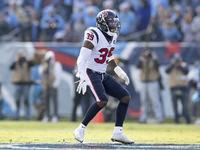Tashaun Gipson, do Texans, quer ser 'Grinch' para Titans