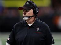 Com o emprego seguro, o Falcons 'Quinn' está animado para começar '