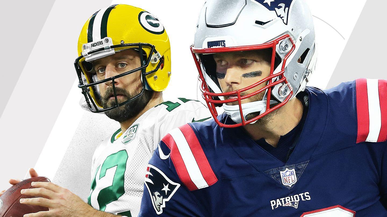 Classificação dos QBs dos playoffs da NFL de 1 a 12: Qual é o nível de Rodgers e Brady?