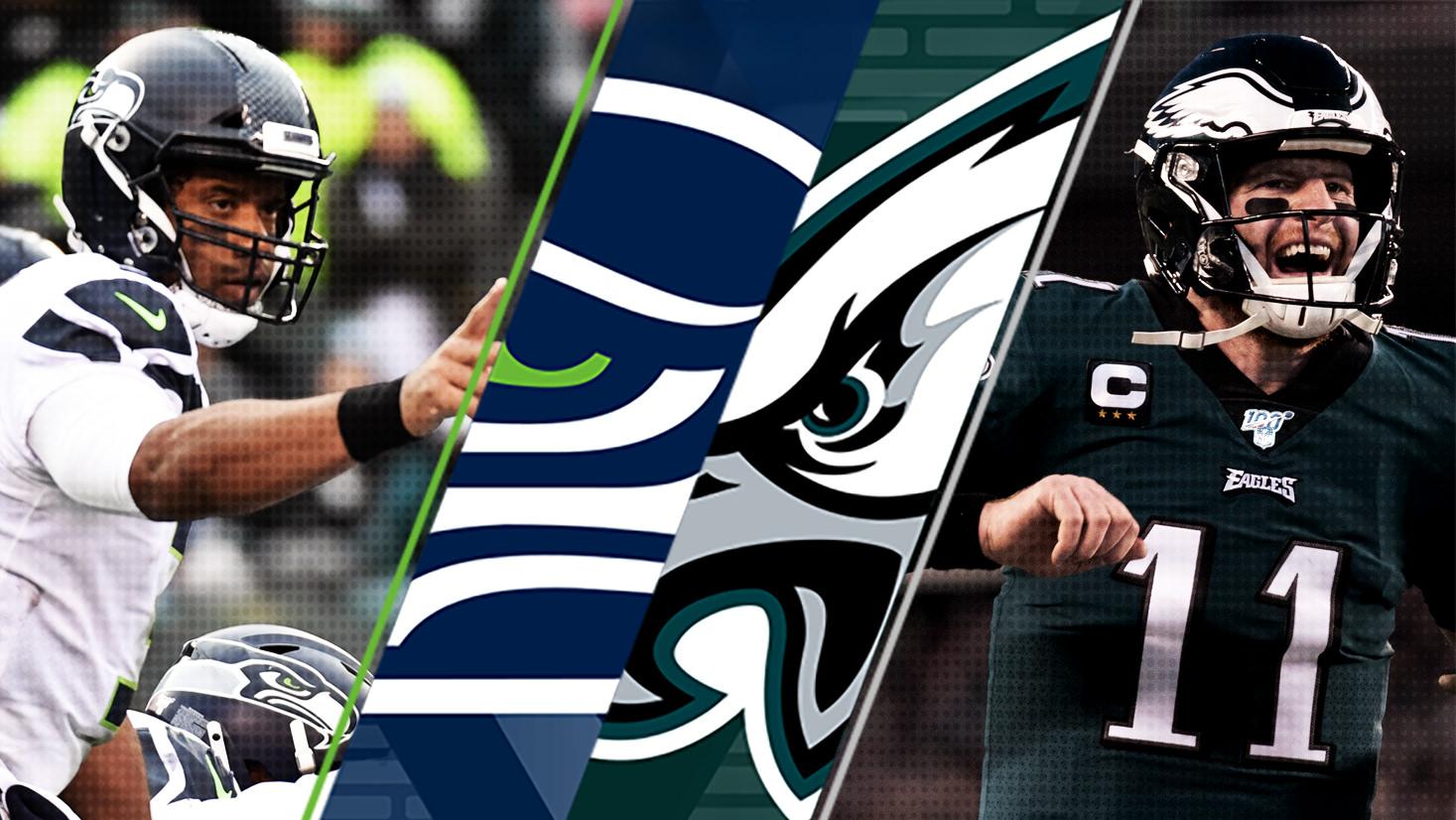 Eagles x Seahawks ao vivo: aquecimento antes do jogo dos playoffs – NBCSports.com