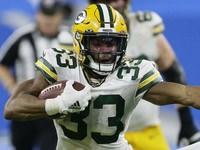 Aaron Jones, dos Packers, sentindo-se renovado, pronto para fazer barulho
