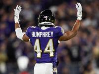 Marlon Humphrey: A identidade de Ravens está nos playoffs