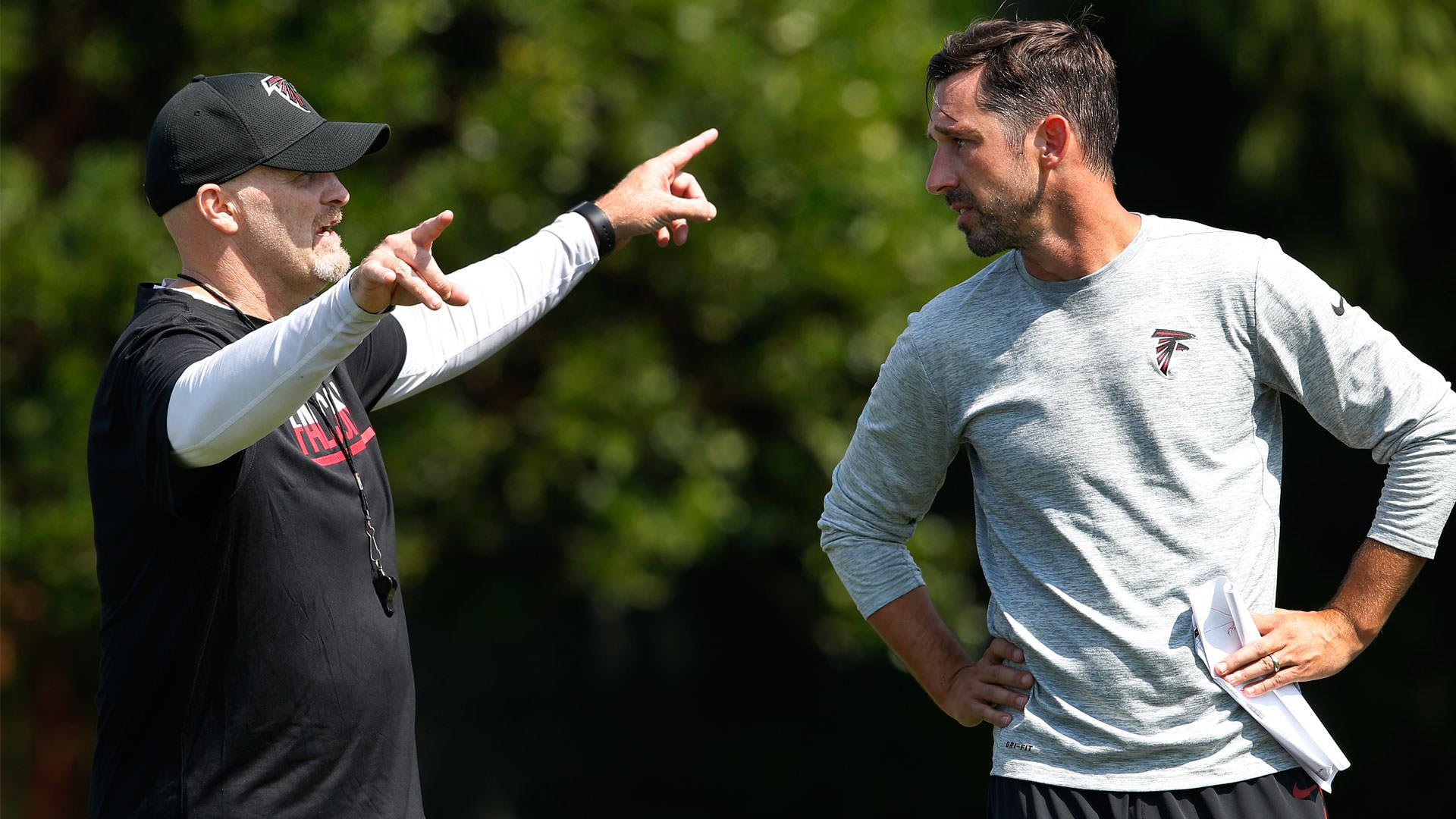 Por que Shanahan estava tão determinado a se juntar a Quinn em Atlanta – NBCSports.com