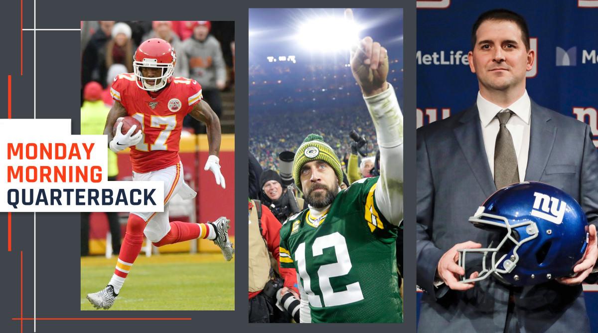 Que fim de semana! A ofensa renascida dos chefes traz retorno aos playoffs – Sports Illustrated