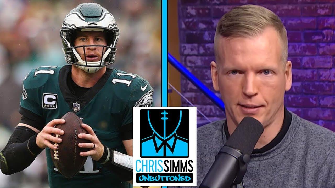 Prévia do Wild Card: Seattle Seahawks x Philadelphia Eagles | Chris Simms desabotoado | NBC Sports – NBC Esportes
