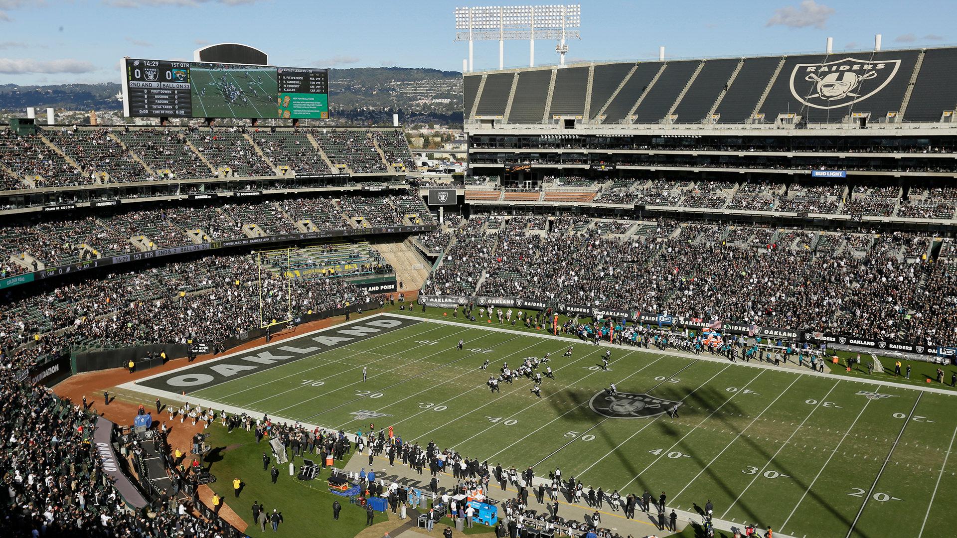 Por que King considera Raiders deixar Oakland 'uma farsa' – NBCSports.com