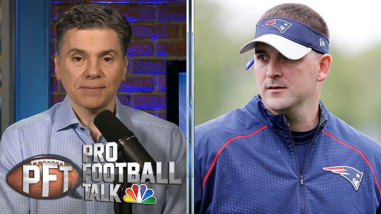 New York Giants contrata Joe Judge como próximo técnico | Conversa de futebol profissional | NBC Sports – NBC Esportes