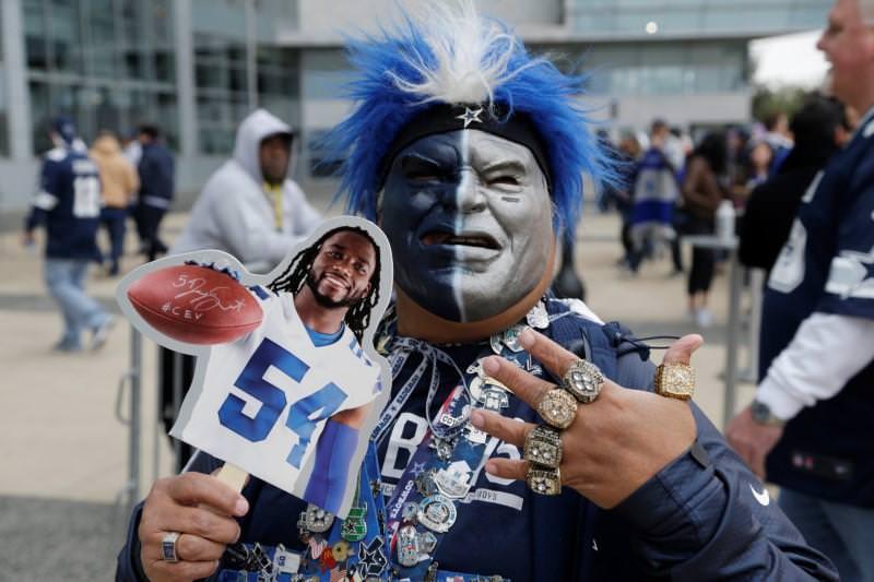 Você desistiria dos rins por um ingresso no Super Bowl? Alguns