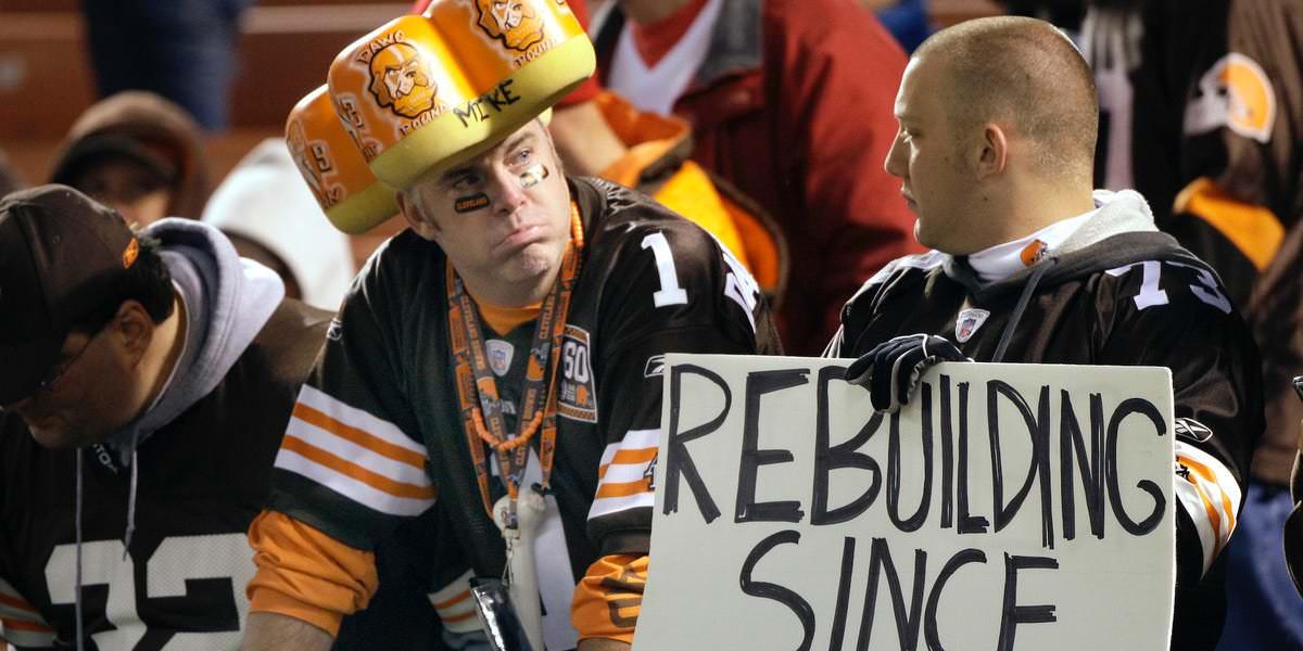 As autoridades médicas de Ohio estão decidindo se os fãs das tristes Cincinnati Bengals ou Cleveland Browns podem se qualificar para a maconha medicinal