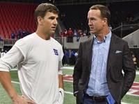 Peyton Manning cova pela dignidade de Eli no HOF