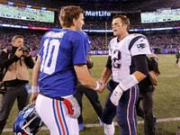 Brady parabeniza Eli por aposentadoria e lamenta perdas no SB