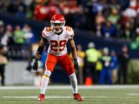 Eric Berry, ex-Chiefs safety, planeja jogar em 2020
