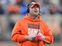 Freddie Kitchens contratado como o novo treinador do Giants
