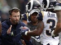 Rams convencido Sean McVay para ir para o 4 º para baixo – NFL.com