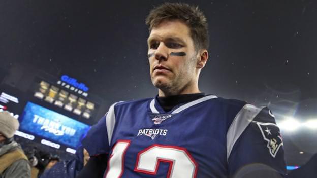 Patriots 'Brady' improvável 'se aposentar apesar da derrota no play-off