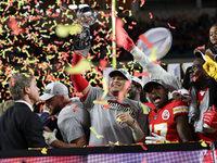 Parada da vitória do Chiefs no Super Bowl marcada para quarta-feira