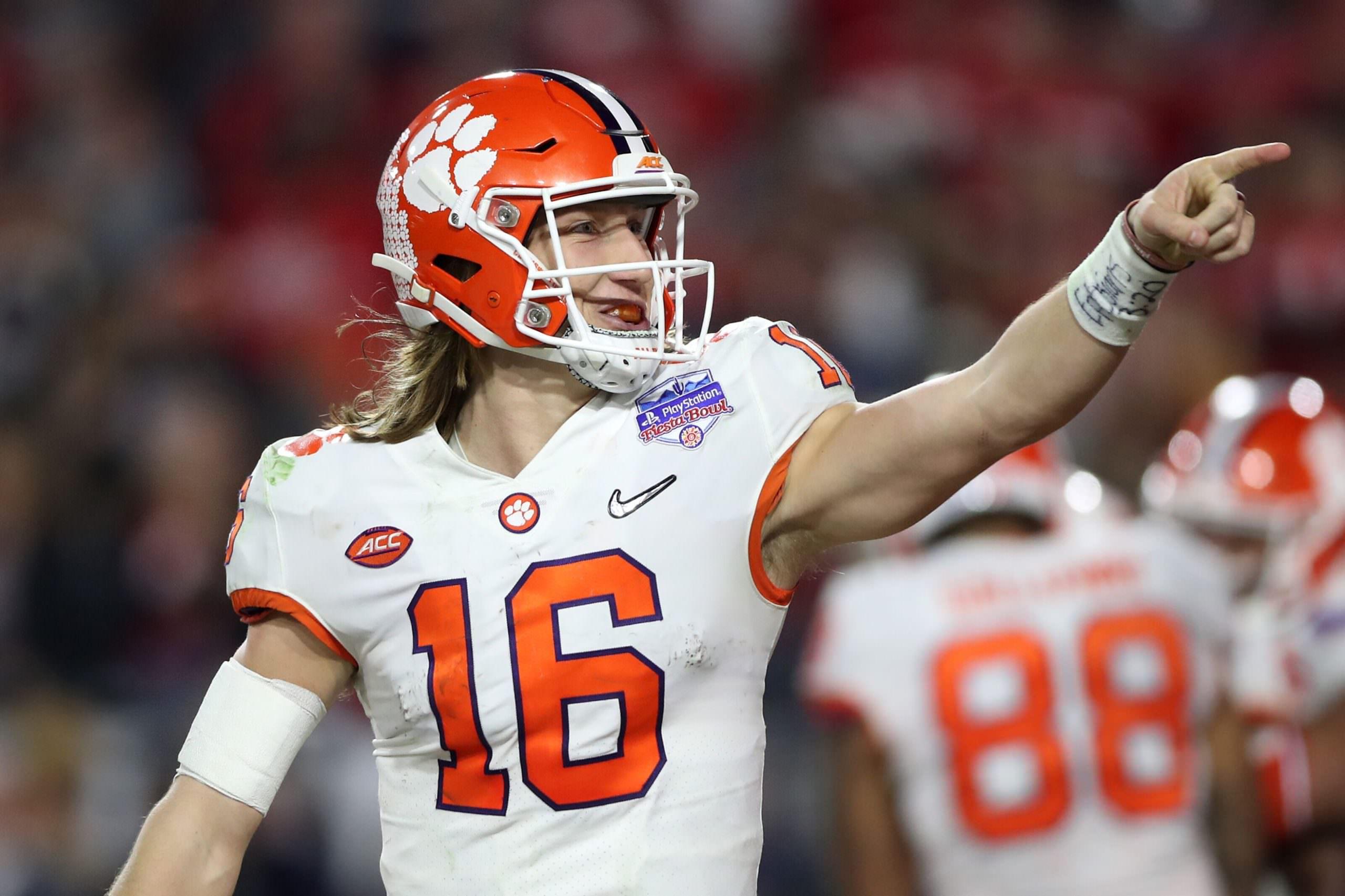 5 equipes da NFL que deveriam estar de olho em Trevor Lawrence em 2021 NFL Draft – NFL Spin Zone