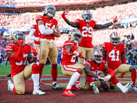 Defesa saudável 49ers domina Vikings – NFL.com