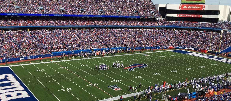 Goodell fala no estádio Bills durante o estado anual da NFL – WBEN