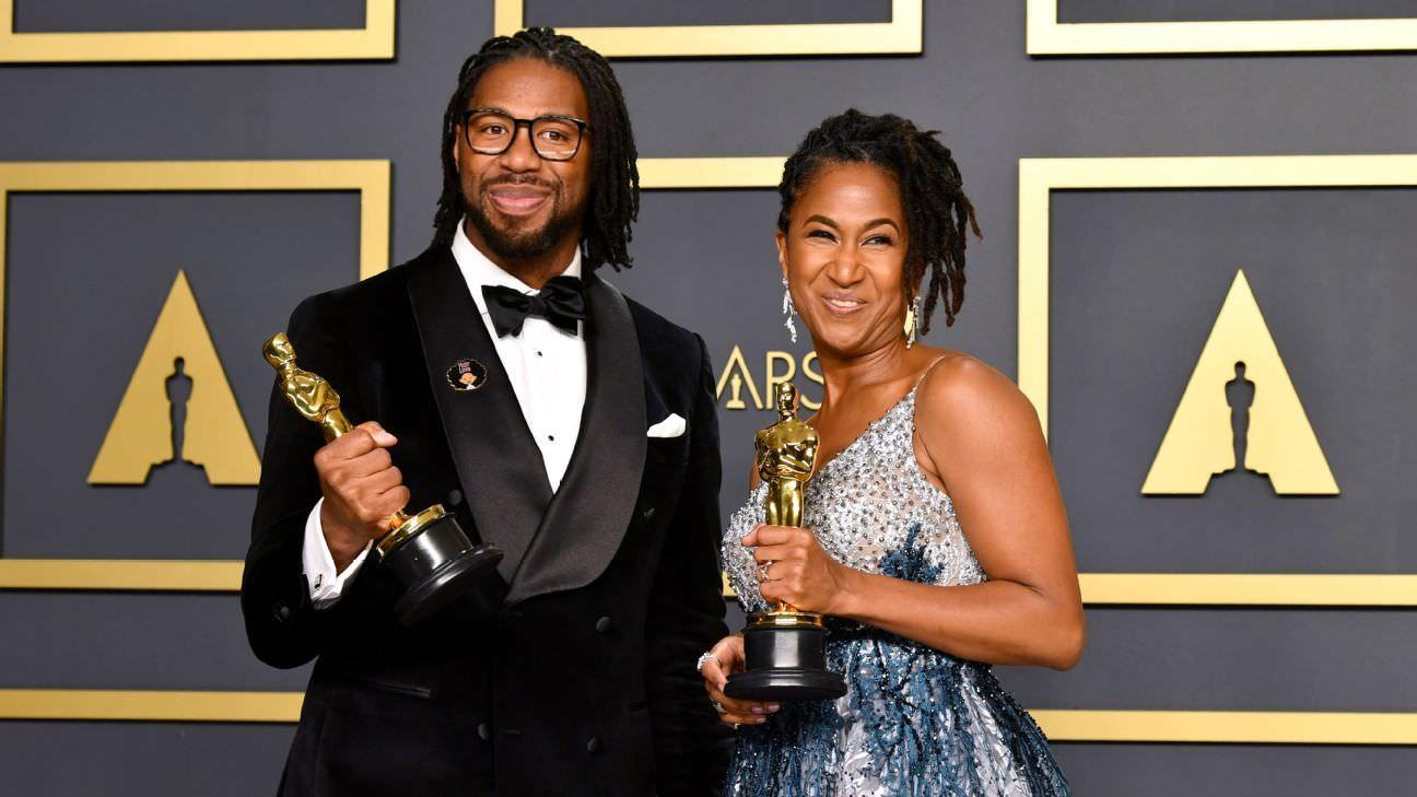 Ex-NFL WR Cherry ganha Oscar por curta-metragem