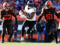 Ravens RB Mark Ingram (bezerro) ativo vs. Titans – NFL.com