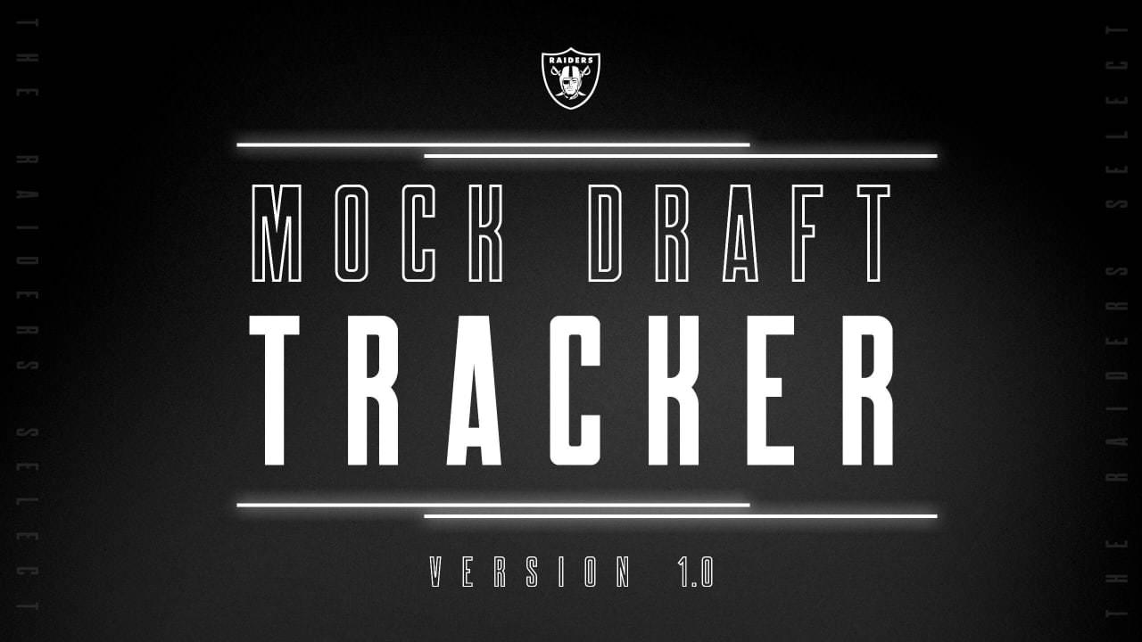 Mock Draft Tracker 1.0: Todos os olhos em um par de Sooners – Raiders.com