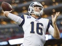 Jared Goff 'absolutamente' o cara para liderar Rams