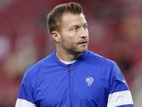 McVay 'revigorou' após mudanças de treinamento de Rams