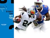 Start 'Em, Sit' Em Semana 6: Correndo costas – NFL.com
