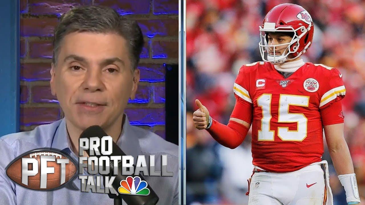 Super Bowl 2020: movimentos que levaram 49ers e Chiefs a Miami   Conversa de futebol profissional   NBC Sports – NBC Esportes