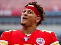 Mahomes pressiona Chiefs pelo passe pelas costas – NFL.com