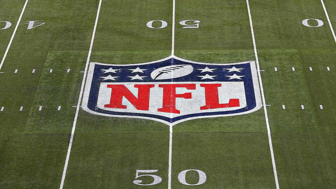 NFL: concussões relatadas aumentaram ligeiramente em 2019