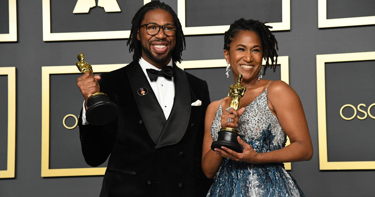 O diretor de 'Hair Love', Matthew Cherry, twittou sobre ganhar o Oscar há 8 anos
