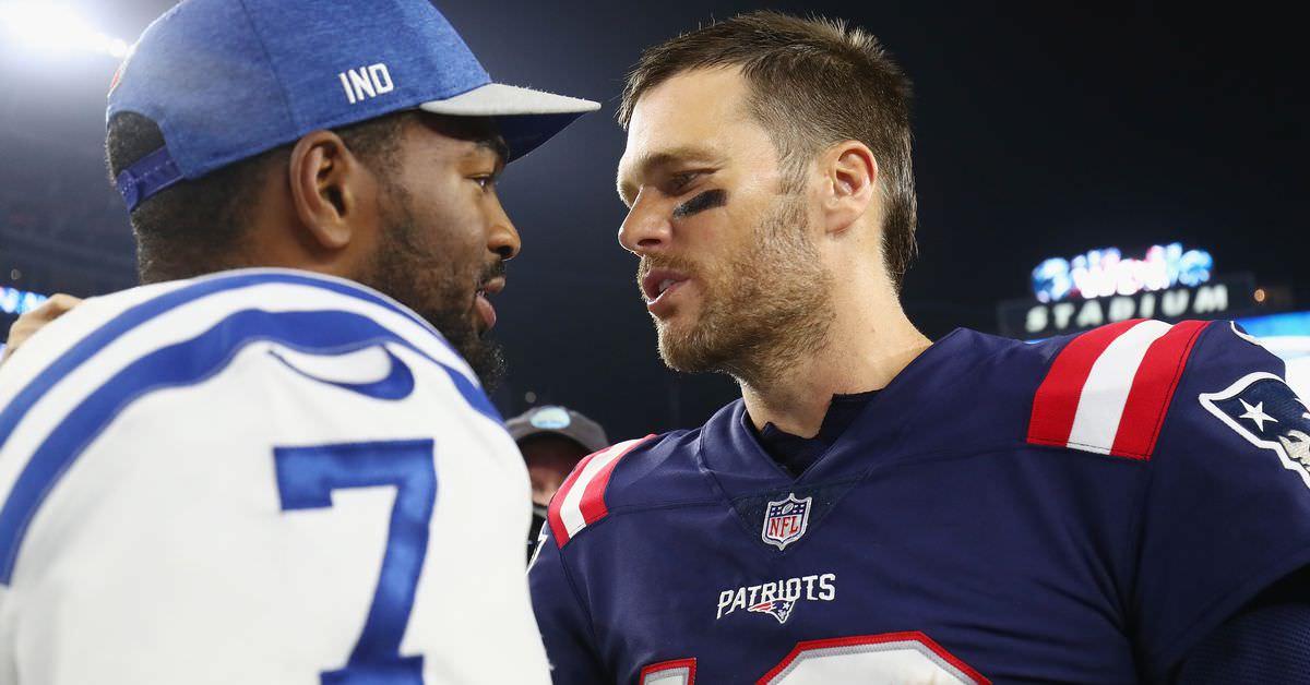 Representação dos Patriots QB Tom Brady supostamente se reuniu com os Colts nesta semana – Stampede Blue