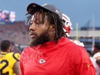 Esperançoso em voltar, Eric Berry chama a atenção de Colts