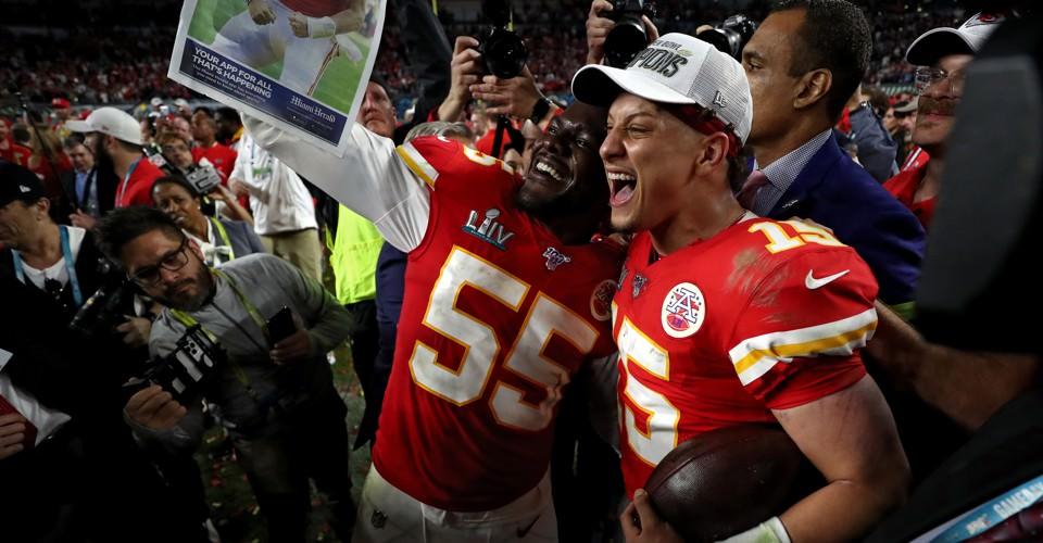 O Super Bowl esboçou um novo futuro para a NFL
