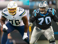 Bolts e Panthers devem trocar OLs – NFL.com