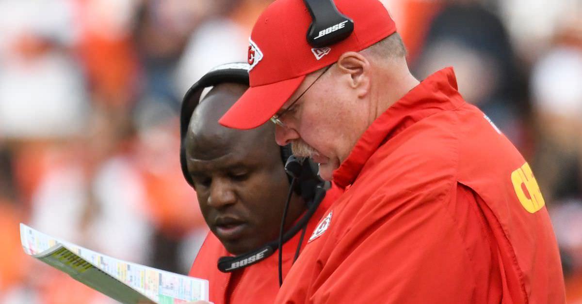 O que o Chiefs HC Andy Reid pode fazer para ajudar Eric Bieniemy a ser o treinador – Arrowhead Pride