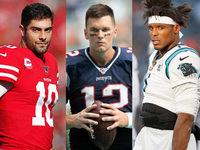 Melhor carrossel QB NUNCA? Projeções sobre 15 transeuntes – NFL.com