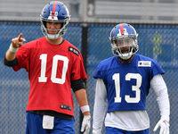 Eli: Odell Beckham 'vai ter um grande ano' – NFL.com