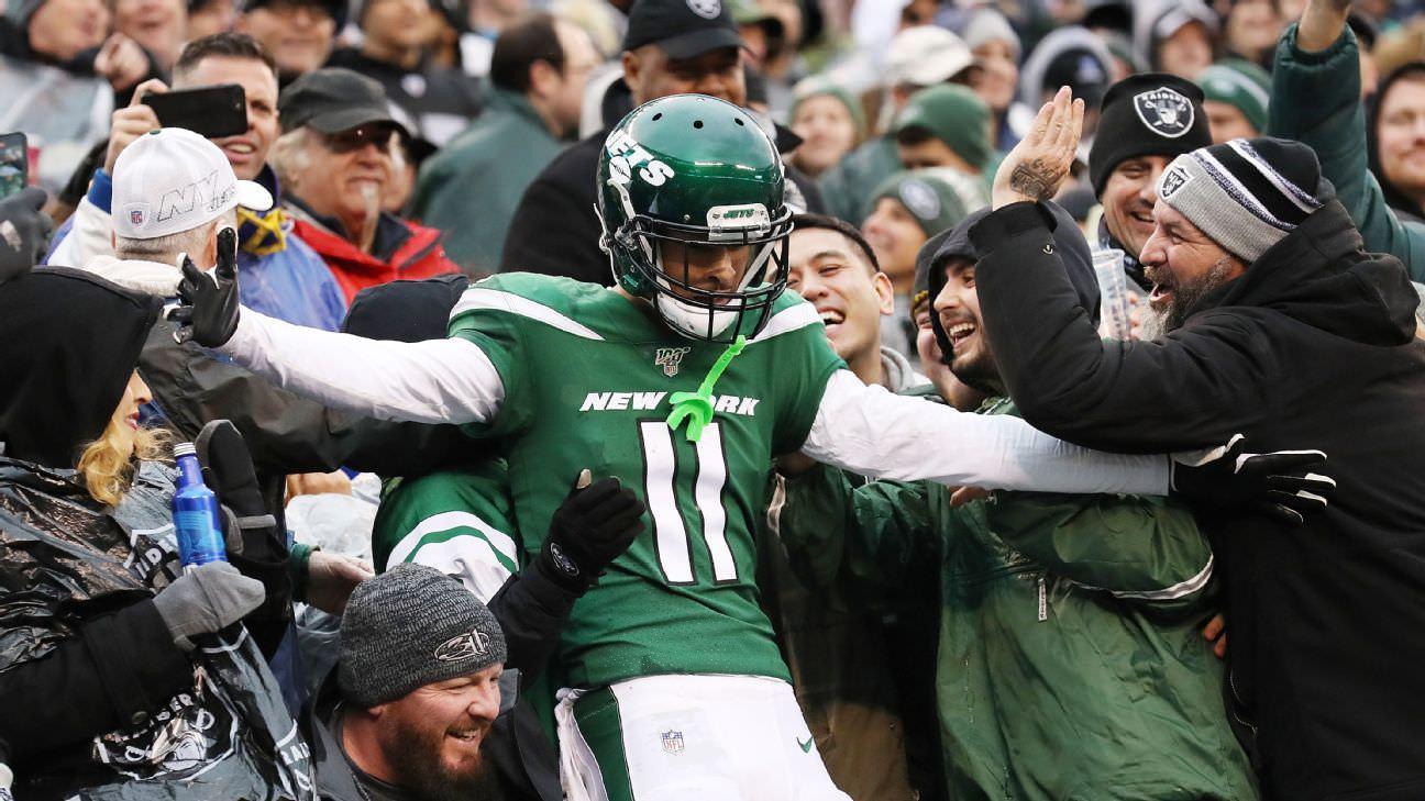 Anderson dos Jets sonhava em jogar com Brady